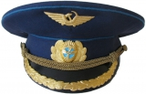 Headgear of Civil Aviation, the GVF of the USSR