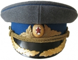Caps of the Soviet NKVD/MVD/NKGB/MGB, Border Guards