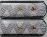 Shoulder-straps NKPS, ministry of railways Soviet union