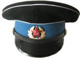 Headgear Suvorov Military School, Russian cadet, kursant