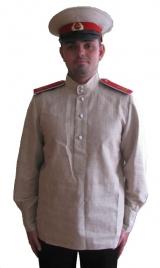 Uniforms Suvorov Military School, Russian cadet, kursant