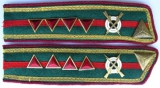 Shoulder-boards and buttonholes Red Amry, RKKA and Soviet Union