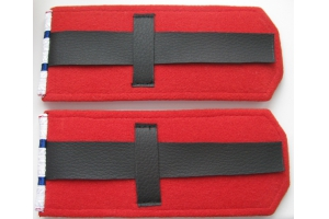 Shoulder straps of the Colonel of the don Cossack army, WW1, Repro