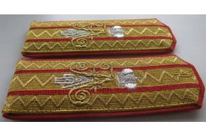 Shoulder Straps Of His Imperial Majesty Emperor Nicholas II, WW1, Repro