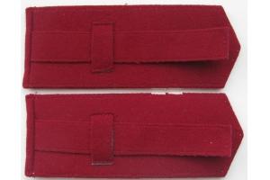 WW1 Shoulder straps junior sergeant 6th Kuban plastun battalion Repo