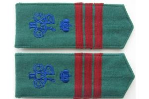 WW1 Hiking shoulder straps senior sergeant 6th Kuban plastun battalion Repo