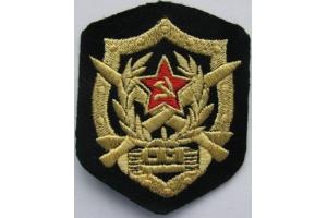 Нашивка нарукавная Общевойсковая образца 1968 года, СССР, копия