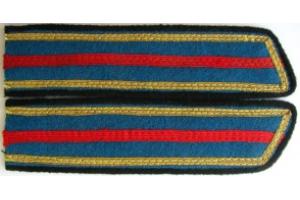 Петлицы образца 1940 года, Старшина, кавалерия, СССР, копия