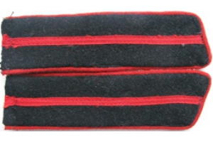 Петлицы образца 1940 года, Младший начсостав, медики, юристы, интенданты, СССР, копия