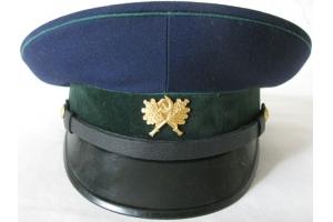 Фуражка работника министерства лесной промышленности СССР