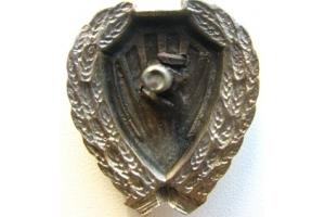 Значок для головных уборов милиционеров, РКМ, образца 1923 года, Россия, копия