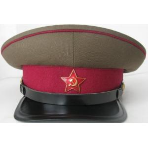 Фуражка начальствующего состава пехоты образца 1935 года, Советский Союз , копия