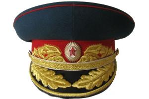 Парадная Фуражка Маршала СССР образца 1969 года , копия