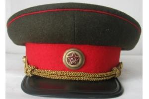 Повседневная фуражка маршалов и генералов Советского Союза образца 1940 года, копия
