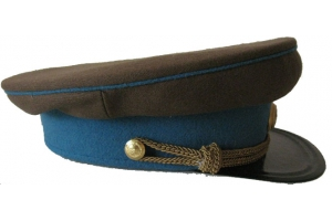Everyday service cap of generals and air marshals of the red army, 1940 type, WW2, Soviet Union, Replica