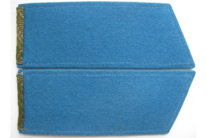 Everyday shoulder-straps of Colonel of the Soviet air force 1958 type, Replica
