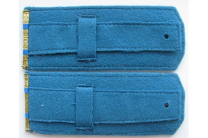 Everyday shoulder-straps senior officers (aviation/airborne forces) the Red Army, 1943 type, WW2, Replica