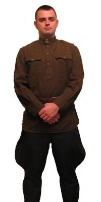 Униформа повседневная лётчика РККА, образца 1943 года , копия
