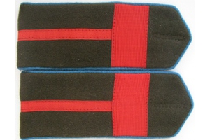 Field shoulder boards, officers (aviation/airborne forces) 1943 type, Red Army, WW2, Replica