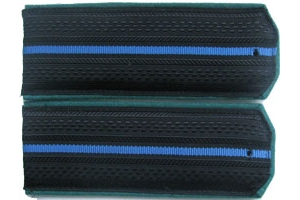 Everyday shoulder-straps Junior officers of the Border Troops of the Navy Aviation, Soviet Union, Replica