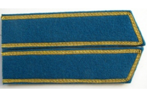 Gymnasticnude buttonholes commanders of the red Army air force 1941-42 type, WW2, Replica