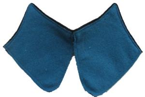 Air Force collar patch , Krasnoarmeyets, 1935-37 type, Replica