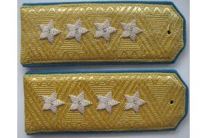 Ceremonial Air Force shoulder straps, the Soviet Union, Repro