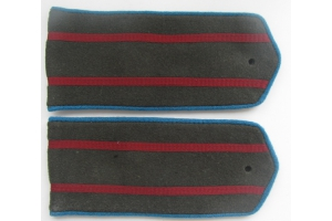 WW2 Shoulder straps field Senior officers of the aviation/airborne forces 1943 type Replica