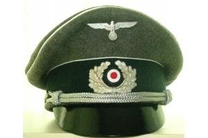 Фуражка офицера Вермахт, пехотная, Германия, Копия