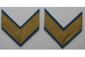 Set insignia on the form of the Red Army General Aviation 1940 type, WW2, Replica
