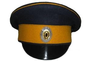 Фуражка офицерского состава 4-ого/8-ого Гусарского полка , копия