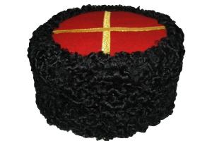 Папаха офицерская РИА 1881-1907 года , копия