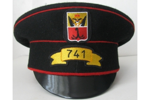 Vizor Cap policeman Odessa (the lower the rank of the Metropolitan Police) of the late 19th - early 20th century Russia, Replica