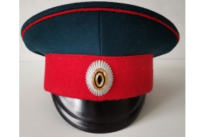 Vizor Cap of an officer of the Life Guard of the Moscow Regiment, M1908, Russia, Replica