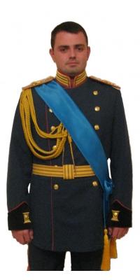 Форма Его Императорского Величества Николая второго, копия