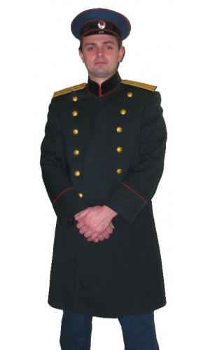 Форма походная офицера пехоты образца 1914 года, РИА, копия