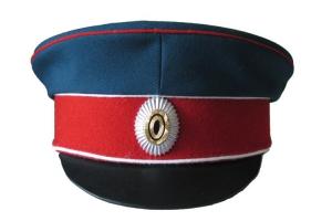 Фуражка офицера пехоты России, РИА копия