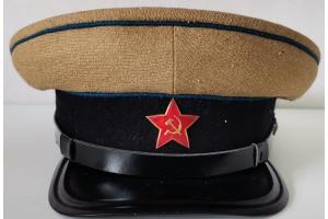 Фуражка комначсостава технических войск, РККА, копия