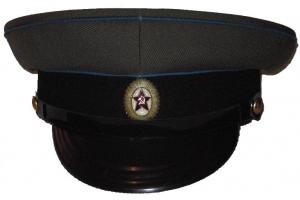 Фуражка офицерского состава технических войск образца 1969 , СССР, копия