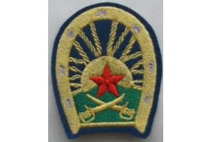 Нарукавный знак кавалерийской части РККА образца 1922 года, РСФСР, Копия