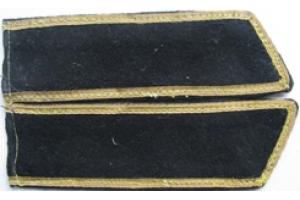 Петлицы образца 1936 года суконные, комсостав, артиллерия, технические и химические войска СССР, копия
