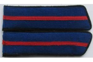 Петлицы образца 1940 года, Младший начсостав, кавалерия, СССР, копия