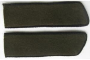 Петлицы образца 1936 года, Рядовой, химические войска, СССР, копия