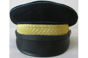 Winter servise cap worn by Airport porters N1937, State Air Fleet , Soviet Union, Replica