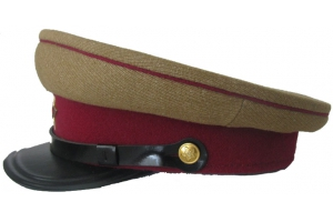 Фуражка рядового состава пехоты образца 1935 года, РККА, копия