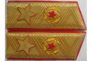 General of the Army of the Soviet Union shoulder straps since 1974, Repro