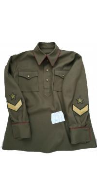 Гимнастёрка офицерского состава КА образца 1935 года, СССР, копия