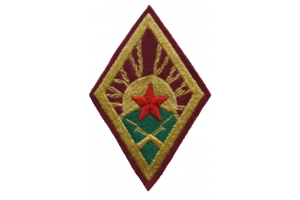 Shoulder sleeve insignia of infantry type 1920-24, WW1, Replica