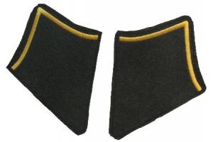 Полевые петлицы ком состава, пехота, РККА, образца 1940 года , копия