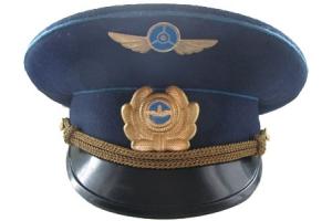 Фуражка минавтотранспорта УССР, 80-х годов